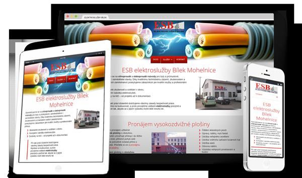 ESB - Elektroslužby Bílek