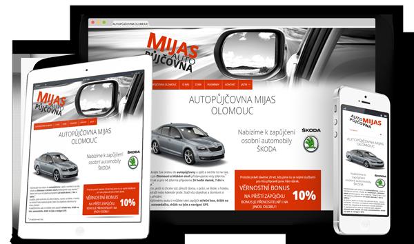 Autopůjčovna Olomouc Mijas